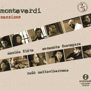 Claudio Monterverdi: Sessions - Musica Ficta