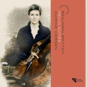 Britten: Cello Suites - Quirine Viersen