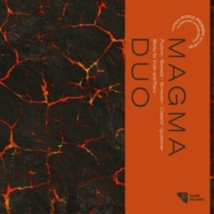 Works For Violin And Piano - Magma Duo
