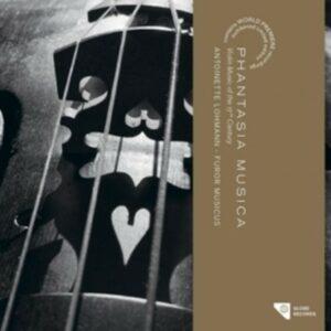 Walther / Schenck / Viviani / Voigt / Kindermann / Baal: Phantasia Musica - Antoinette Lohmann