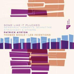 Some Like It Plucked - Patrick Ayrton