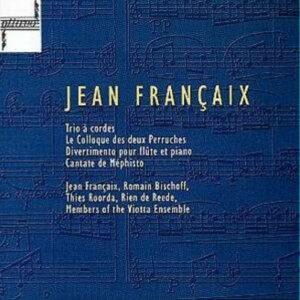 Francaix: Chamber Music - Jean Françaix