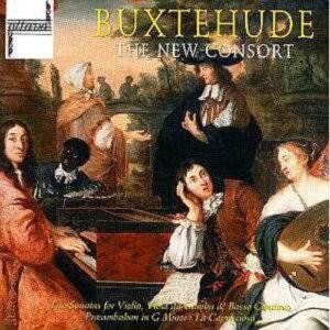 Buxtehude: Trio Sonatas - The New Consort