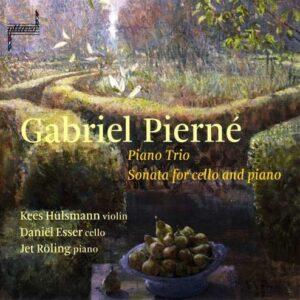 Pierné: Piano Trio, Cello Sonata - Jet Roling