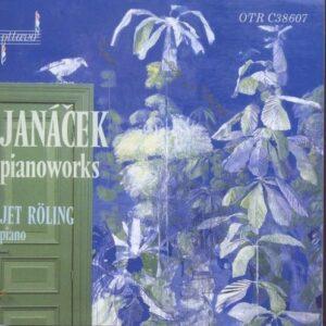 Janacek: Piano Works - Jet Röling