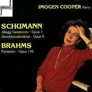 Schumann: Davidsbündlertänze op.6 - Imogen Cooper