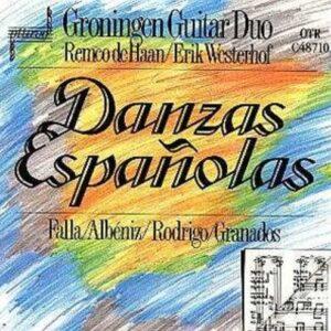 Danzas Espagnolas - Groningen Guitar Duo