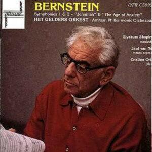 Bernstein: Symphonies Nos. 1 & 2 - Jard van Nes