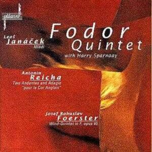 Wind Music - Fodor Quintet