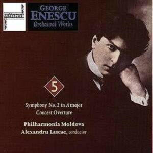 Enescu: Orchestral Works Vol.5 - Philharmonia Moldova
