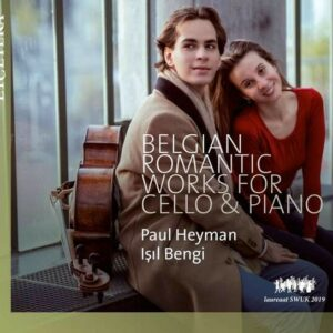 Belgian Romantic Works For Cello & Piano - Paul Heyman