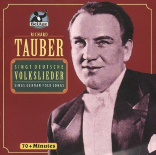 Sings German Folk Songs - Tauber