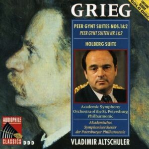 Grieg: Peer Gynt Suites 1 & 2, Holberg Suite - Academic Symphony Orchestra of the St. Petersburg Philharmonia