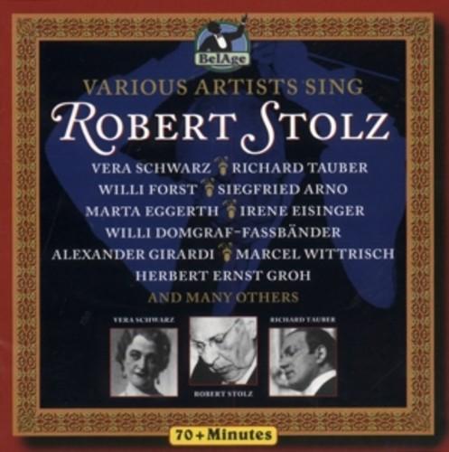 Sings Robert Stolz