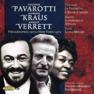 Pavarotti, Verrett and Kraus