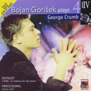 Bojan Gorisek plays George Crumb