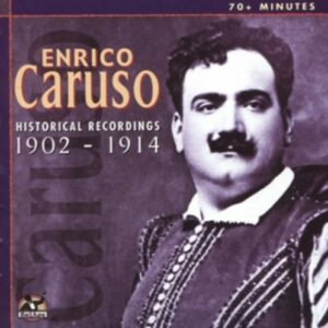1902 / 1914 Historical Recordings - Caruso
