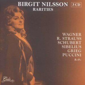 Rarities - Birgit Nilsson
