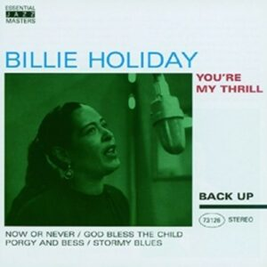 You'Re My Thrill - Billie Holiday