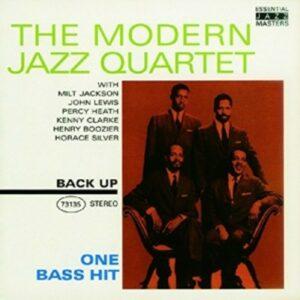 Ine Bass Hit - Modern Jazz Quartet