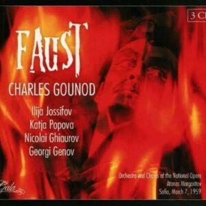 Gounod: Faust - Ilija Jossifov