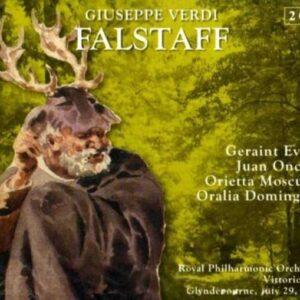 Verdi: Falstaff - Geraint Evans