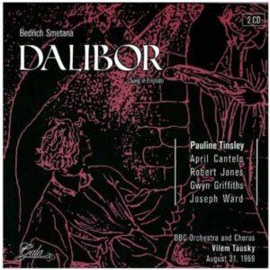 Smetana: Dalibor - Gwyn Griffiths