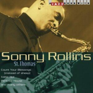 St. Thomas - Sonny Rollins