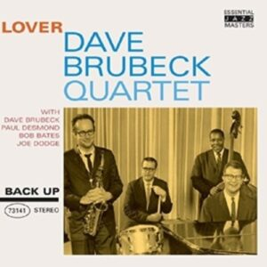 Lover - Dave Brubeck Quartet