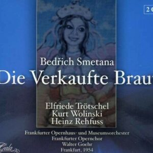 Smetana: Die verkaufte Braut - Karl Kümmel