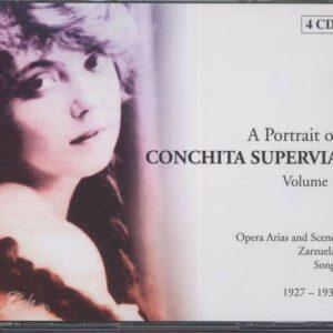 A Portrait Vol.1 - Conchita Supervia