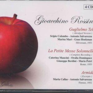Rossini: Guglielmo Tell (Highlights) - Scipio Colombo