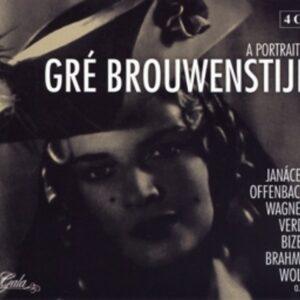 A Portrait Of - Gre Brouwenstijn