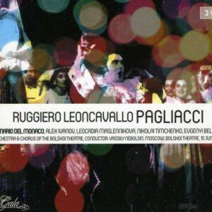 Leoncavallo: Pagliacci - Mario Del Monaco