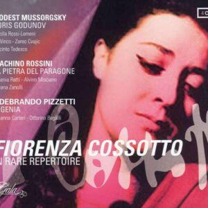 In Rare Repertoire - Fiorenza Cossotto