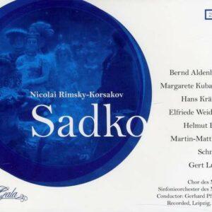 Rimsky-Korsakov: Sadko - Bernd Aldenhoff