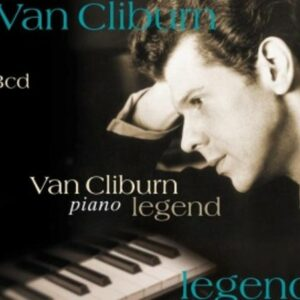 Piano Legend - Van Cliburn