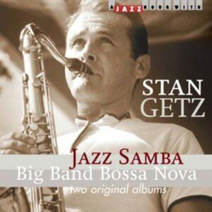 Jazz Samba / Big Band Bossa - Stan Getz