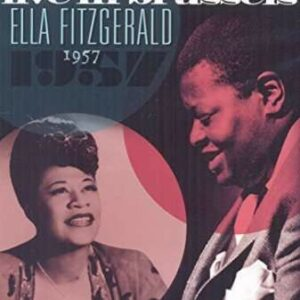 Live In Brussels 1957 - Oscar Peterson & Ella Fitzgerald