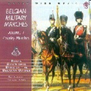 Belgian Military Marches - Groot Harmonieorkest van de muziekkapel der Belgische Gidsen