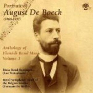Portrait Of August De Boeck