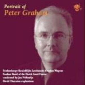 Portrait Of Peter Graham - P. Graham