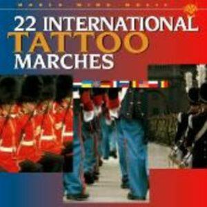 22 International Tattoo Marches