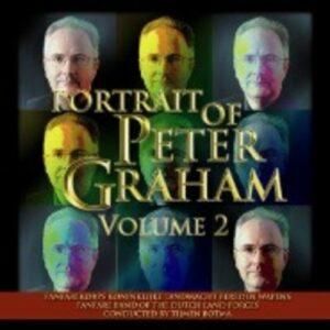 Portrait Of Peter Graham