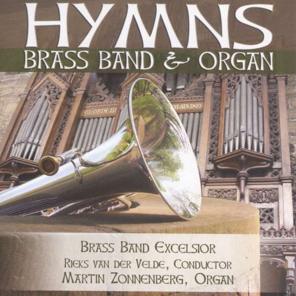 Hymns For Brass Band & Organ - Brass Band Excelsior