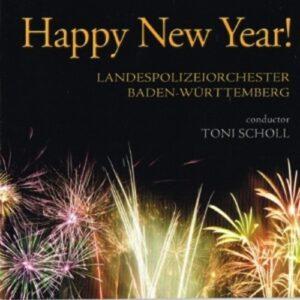 Happy New Year! - Landespolizeiorchester Baden-Württemberg