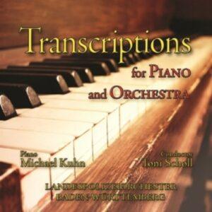 Transcriptions For Piano - Kuhn