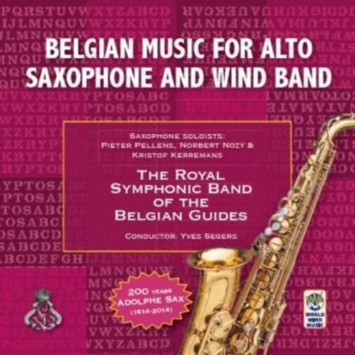 Belgian Music For Alto Saxophone - Belgian Guides