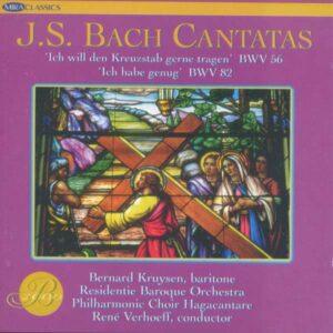 Bach: Cantatas - Bernard Kruysen