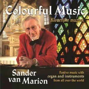 Colourful Music - Sander Van Marion